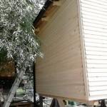izrada drvene vikendice