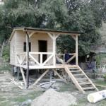 izrada drvenih kućica